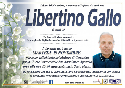 Gallo Libertino